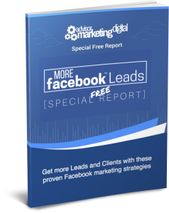 MORE Facebook Leads Special Free Report ecover