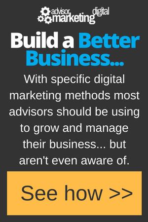 Advisor Marketing Digital Ad